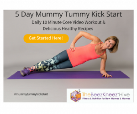 How busy mums can fit in fitness. Three easy ways.