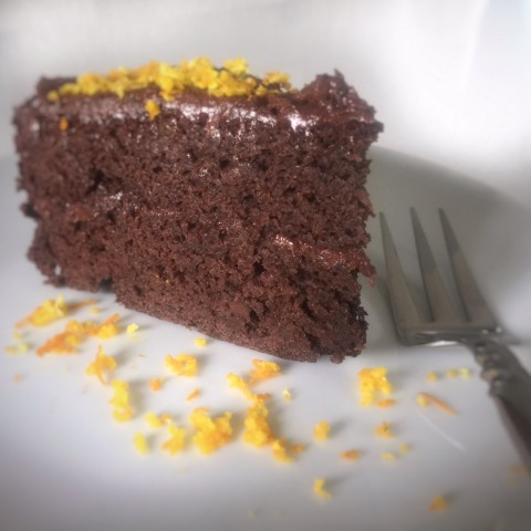 Post Pregnancy Weight Loss, A Healthy Chocolate Cake!