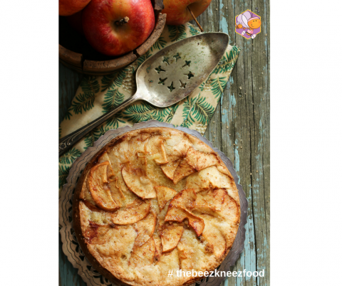 Postnatal Nutrition: Delicious Apple Cake Recipe