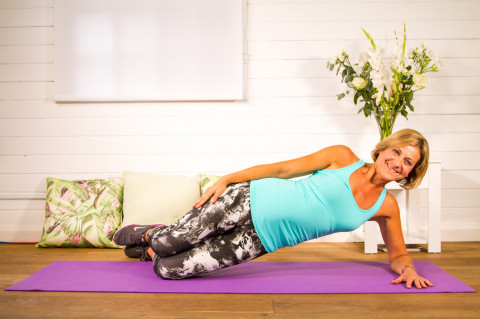 Launched! LIVE video classes from home to help mums return to exercise with ease.